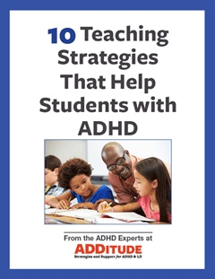 10 Teaching Strategies that Help Students with ADHD
