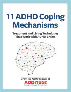 11 ADHD Coping Mechanisms