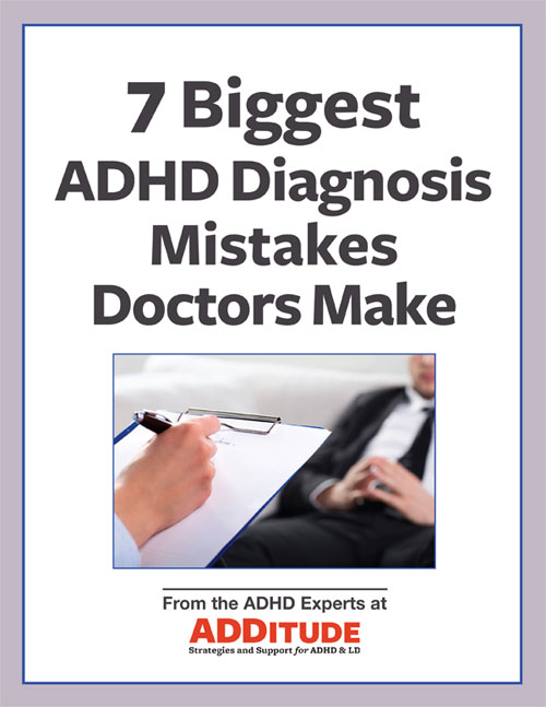 7 Biggest ADHD Diagnosis Mistakes Doctors Make