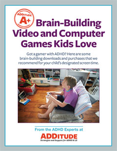 Brain-Building Video and Computer Games Kids Love