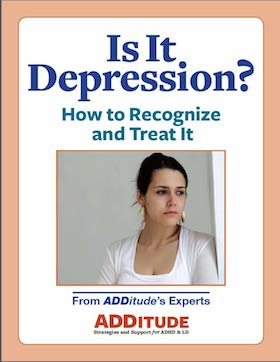 Is It Depression?