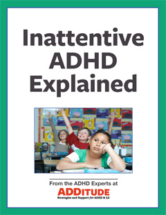 Social problems for adults with adhd