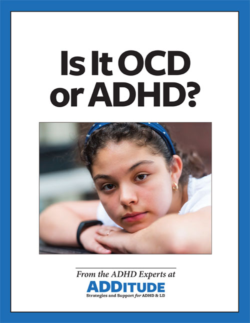 Is It OCD or ADHD
