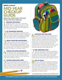 Mid-Year Checkup Guide