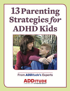Parenting Strategies for ADHD Kids