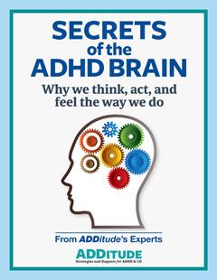 Secrets of the ADHD Brain