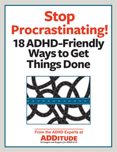 Stop Procrastinating! 18 ADHD-Friendly Ways to Get Things Done