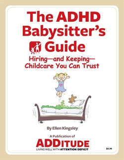 ADHD Babysitter's Guide