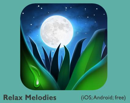 Estrés Tecnológico - Relax melodies app