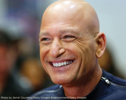 Famous Celebrities with ADHD: Howie Mandel of Deal or No Deal